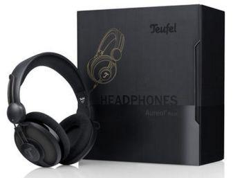Teufel Aureol Real Black Edition für 69 Euro frei Haus via Ebay