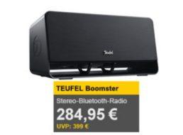 Allyouneed: Teufel Boomster für 284,95 Euro frei Haus