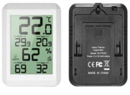 Knaller: Digitales Thermometer / Hygrometer für 4,49 Euro frei Haus