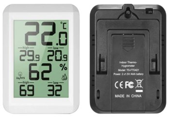 Rosegal: Digitales Thermometer / Hygrometer für 4,49 Euro frei Haus