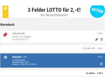 Tipp24: Lotto-Rabatt für Neu- und Bestandskunden