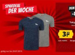 Tokyo Laundry: T-Shirts für 3,33 Euro plus Versand