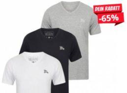 Sportspar: Tokyo Laundry 3er Pack T-Shirts für 13,99 Euro