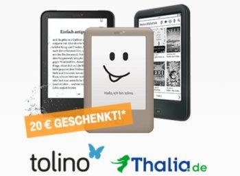 Telekom: Tolino Page zum Bestpreis von 49 Euro