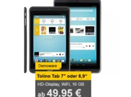 Allyouneed: Tolino Tab 7 als B-Ware für 49,95 Euro frei Haus
