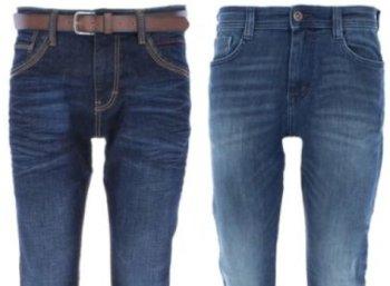 Tom Tailor: Jeans Marvin Straight für 29,90 Euro frei Haus