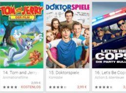 """Gratis: """"Tom & Jerry – Der Film"""" bei Google kostenlos leihen"""