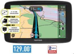 Aldi-Nord: TomTom Via 62 für 129 Euro ab nächsten Montag