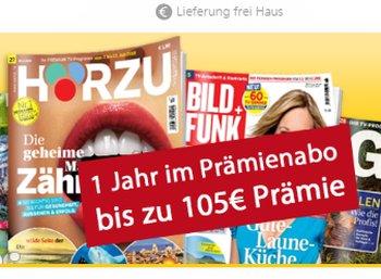 TV Digital XXL: Jahresabo für 60 Euro mit Otto-Gutschein über 60 Euro