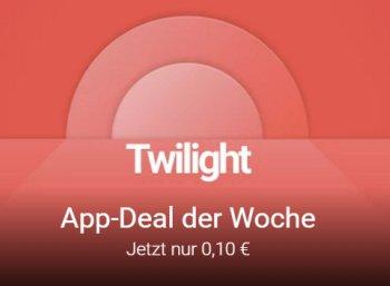 """Einschlaf-App: """"Twilight Pro"""" für zehn Cent zu haben"""
