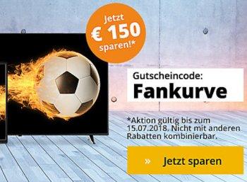 Medion: UHD-TV mit Triple-Tuner und 49 Zoll Diagonale für 299 Euro frei Haus