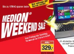 Medion: Ultrabook mit SSD und Core i5 als B-Ware für 329 Euro