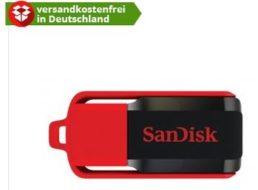 Comtech: USB-Stick mit 32 GByte für neun Euro frei Haus