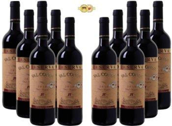 Weinvorteil: Acht Jahre alter goldprämierter Reserva im 12er-Paket für 45 Euro frei Haus