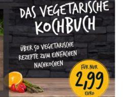 Lidl: Veggie-Woche mit Kochbuch für 2,99 Euro und weiteren Schnäppchen