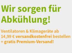 Völkner: Ventilatoren ab 14,99 Euro frei Haus