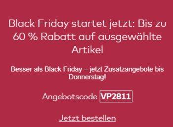 Vistaprint: 60 Prozent Rabatt auf ausgewählte Produkte bis Freitag