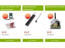 Völkner: Elf Technik- und Küchenartikel für je elf Euro frei Haus