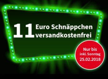 Völkner: 22 Artikel für je elf Euro frei Haus bis Sonntag