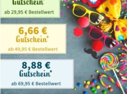 Völkner: 4,44 bis 8,88 Euro Rabatt bis Freitag abend