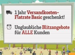 Völkner: Versandkosten-Flatrate geschenkt ab 59 Euro Warenwert