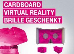 Gratis: VR-Cardboard für Telekom-Kunden komplett gratis
