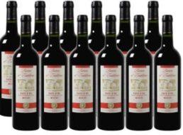 Weinvorteil: 12er-Paket Merlot für 35 Euro