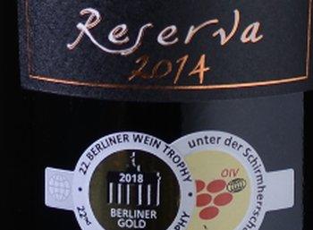 Weinvorteil: Goldprämierter Garnacha-Bobal Reserva aus 2014 für 19,98 Euro plus Versand