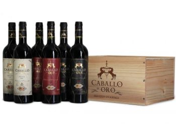 Weinvorteil: Mehrfach prämierte Wein-Holzkiste (2005-2012) für 39,90 Euro