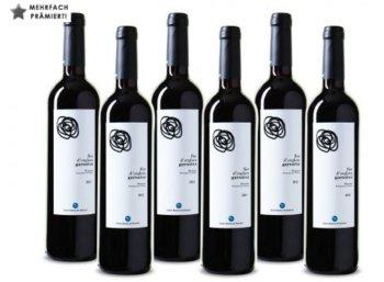 Weinvorteil: Parker-Weinpaket mit 6 Flaschen für 34,90 Euro frei Haus