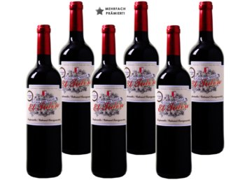 """Weinvorteil: Fünffach prämierter """"Casa del Valle"""" für 19,98 Euro plus Versand"""