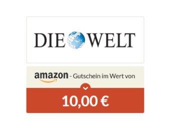 """Gratis: Drei Wochen """"Die Welt"""" inklusive Holidaycheck-Gutschein über 100 Euro"""