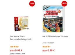 Weltbild: Buch-Sparwoche mit Titeln ab 99 Cent