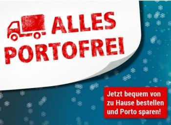 Weltbild: Gratis-Versand ohne Mindestbestellwert bis Weihnachten