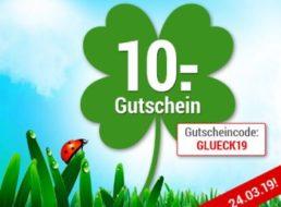 Weltbild: 10 Euro Rabatt ab 40 Euro Warenwert für wenige Tage
