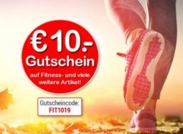 Weltbild: 10 Euro Sport-Rabatt ab 50 Euro Warenwert