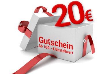 Weltbild: Bis zu 20 Euro Rabatt bis Weihnachten