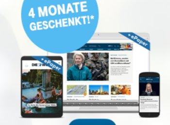 """Gratis: """"Weltplus Gold"""" für Telekom-Kunden vier Monate zum Nulltarif"""