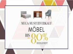 Westwing Musterverkauf: Bis zu 80 Prozent Rabatt auf Möbel & Home Accessoires
