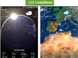 """Gratis: App """"Wetter Pro"""" für wenige Tage zum Nulltarif"""