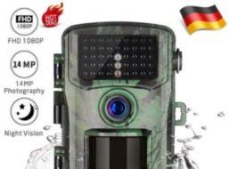 Ebay: Wildkamera mit Full-HD-Aufnahmen für 44,99 Euro frei Haus
