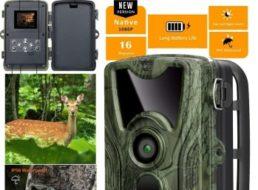 Ebay: Wildkamera / Überwachungskamera mit Full HD für 54,99 Euro frei Haus