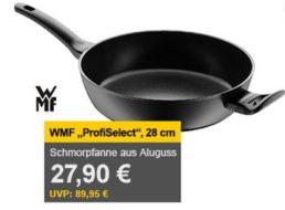 WMF: Schmorpfanne bei Allyouneed für 27,90 Euro frei Haus