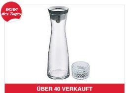 WMF: Wasserkaraffe mit Reinigungsperlen für 24,95 Euro