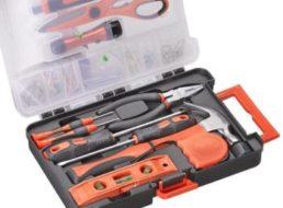 XXXL: 72-teiliger Werkzeugkoffer für 13,94 Euro frei Haus