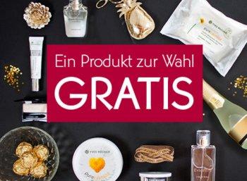 Yves Rocher: Produkt nach Wahl ohne Preisbeschränkung gratis