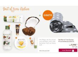 Yves Rocher: Fünf Geschenksets mit zwei Gratis-Beigaben für je 9,99 Euro
