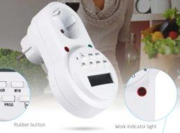 Rosegal: Digitale Zeitschaltuhr für 4,05 Euro mit Versand